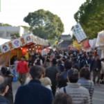 2016年筥崎宮の行列