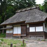平尾山荘外観図